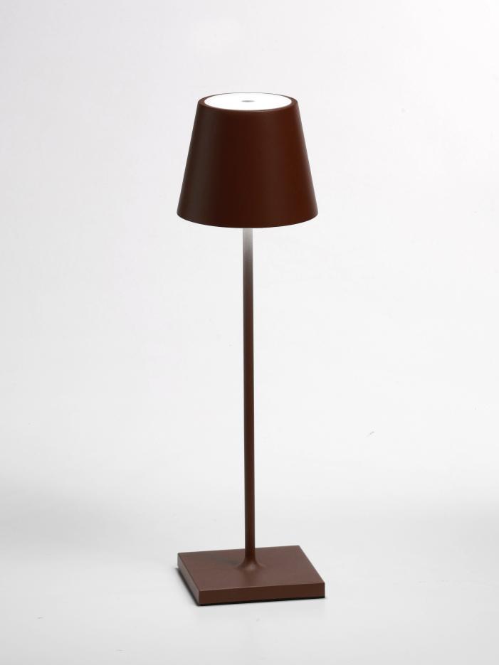 neu poldina von ailati akku tischleuchte f r den innen und aussenbereich geeignet ip54. Black Bedroom Furniture Sets. Home Design Ideas