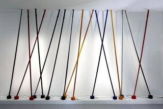 martinelli luce elastica elastische gürtel-leuchte 8