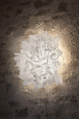 Veli Ceiling decke wand leuchte Medium Foliage