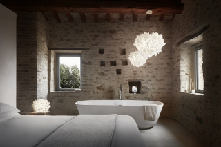 slamp Veli pendelleuchte nachtisch freistehende badewanne Foliage__Ph Thomas Pagani_12