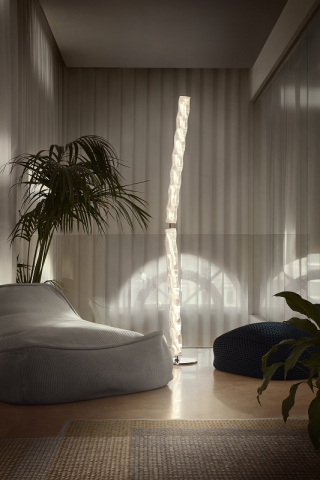 SLAMP_HUGO FLOOR steheleuchte by Slamp Creative Department_01