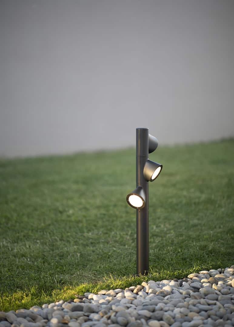 martinelli luce bruco modulare aussenleuchten system Pollerleuchten Wegeleuchten gartenbeleuchtung 9-min