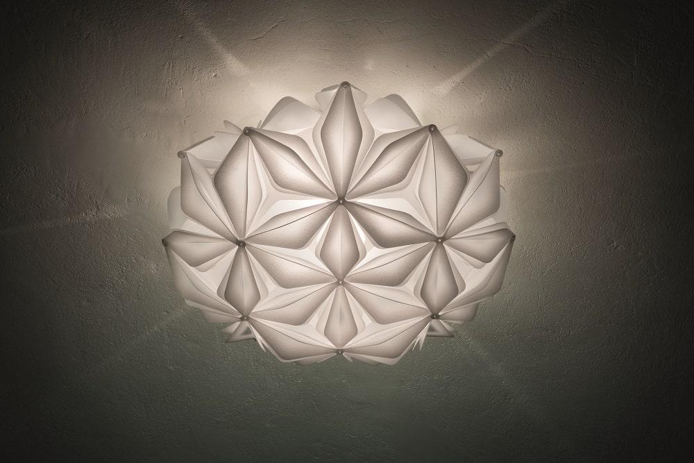 slamp la vie dekorative designer deckenleuchte italien Ceiling Wall White_01-min