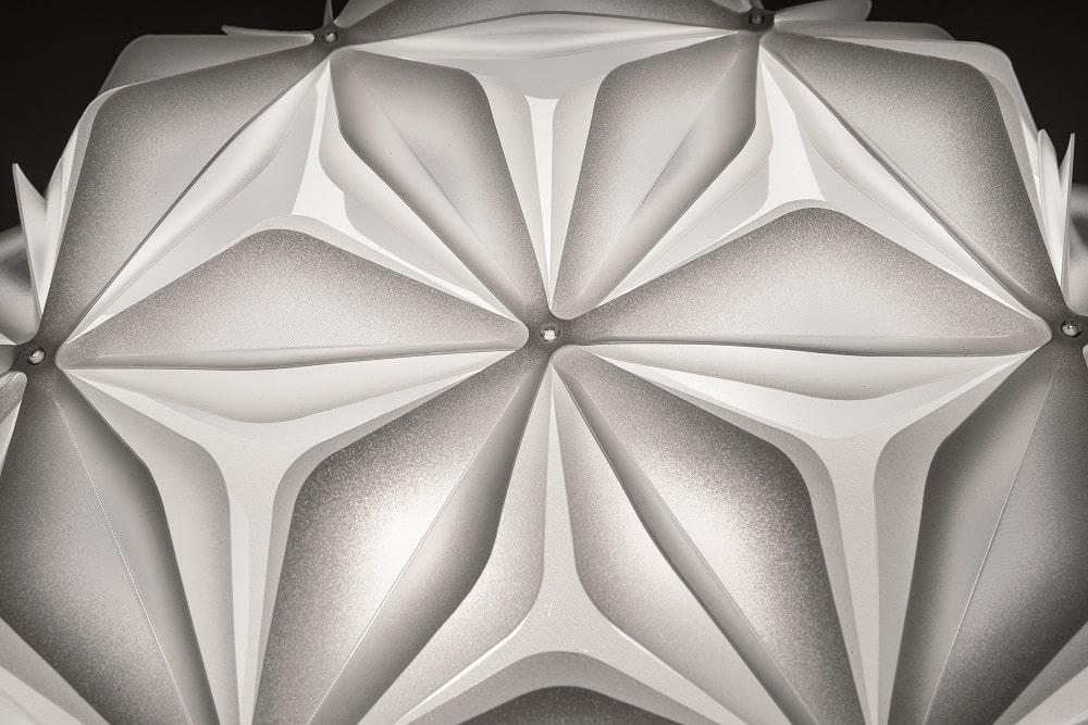 slamp la vie dekorative designer deckenleuchte italien White Detail-min