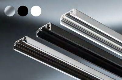 TRIvario ist in den Farben weiß, schwarz und chrom verfügbar