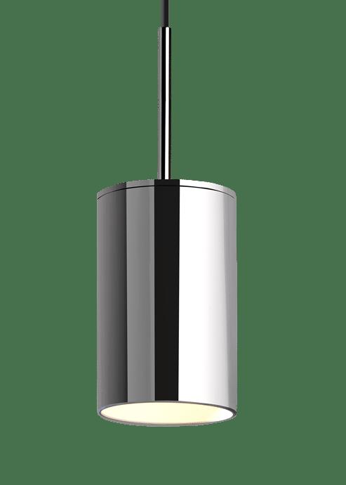 lumexx trivario design schienensystem hochvolt mit magnet led pendel Lenxx-chrom