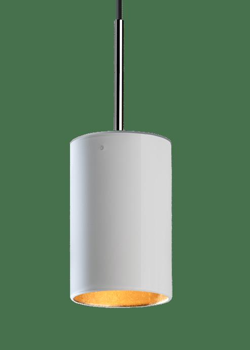 lumexx trivario design schienensystem hochvolt mit magnet led pendel Lenxx-weiss gold
