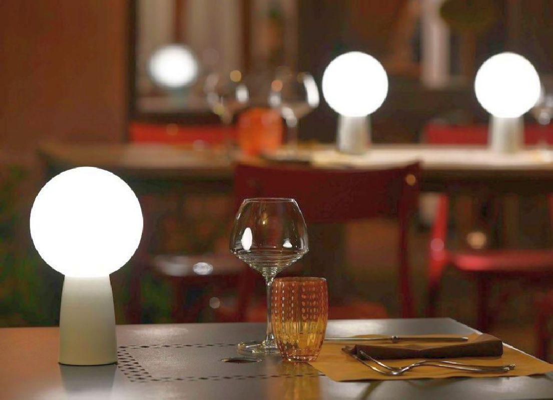 Zafferano ailati Deutschland Akkuleuchten Leuchten Handelsvertretung Vertreter Vertrieb Poldina
