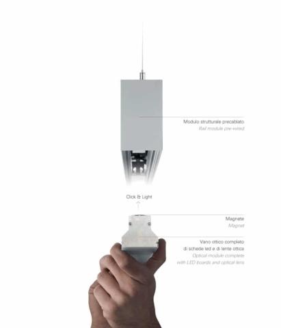 Pan-international-karma-lineare-system-beleuchtung-mit-dekorative-montage-