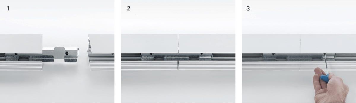 Pan-international-karma-lineare-system-beleuchtung-mit-dekorative-montage